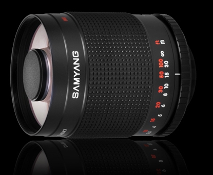 Объектив Samyang 500mm f/8 Mirror (T-mount)