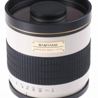 Объектив Samyang 800mm f/8.0 Mirror (T-mount)