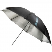 Зонт Broncolor Umbrella silver 105 cm 33.570.00