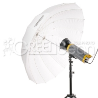 Зонт GreenBean GB Deep translucent L (130 cm)