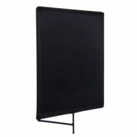 Флаг Avenger I600B 12X18 SOLID BLACK FLAG