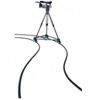 Комплект Proaim Swift Dolly, 36ft Flexi Track, 75mm Tripod Stand