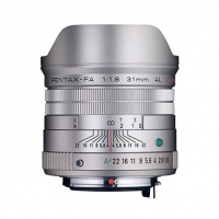 Объектив Pentax SMC FA 31mm f/1.8 AL Limited Silver