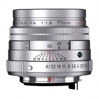 Объектив Pentax SMC FA 77mm f/1.8 Limited Silver