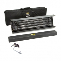 Комплект Kinoflo 4ft 4Bank Kit (1-Unit) w/ Soft Case, Univ 230U KIT-484B-230U