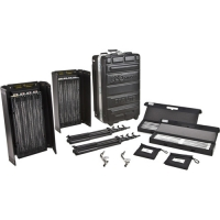 Комплект Kinoflo Diva-Lite 415 Kit, 230U (2-Unit) w/ Flight Case KIT-DV42-230U