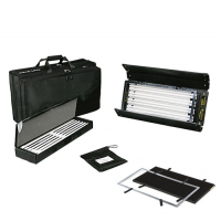 Комплект Kinoflo Diva-Lite 415 Kit, 230U w/ Soft Case KIT-DV4B-230U