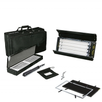 Комплект Kinoflo Diva-Lite 415 Enhanced Kit, 230VAC w/ Soft Case KIT-DV4BE-230U