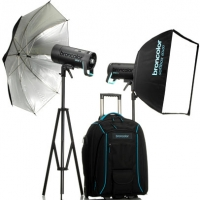 Комплект Broncolor  Siros 400 L Outdoor Kit 2
