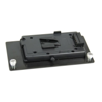 Lupo V-MOUNT ADAPTER PLATE FOR SUPERPANEL Cod 420