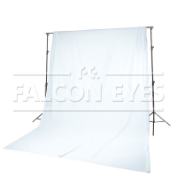 Тканевый фон Falcon Eyes FB-14 FB-3060 белый (бязь) 3x6 м