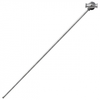 "Kupo KCP-241 40"" EXTENSION GRIP ARM WITH BABY HEX PIN-SILVER. Кронштейн GRIP ARM 40"""