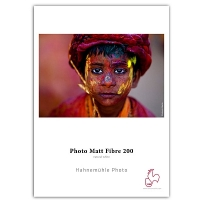 Фотобумага Hahnemuhle Photo Matt Fibre 200gsm, матовая, рулон 44
