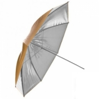 Зонт Lastolite Umbrella Silver/Gold 100см Отражатель
