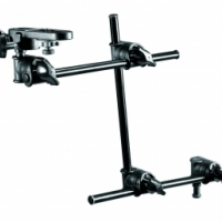 Manfrotto 196B-3 SINGLE ARM 3 SECT. W/CAM.BKT