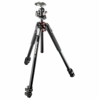 Штатив Manfrotto MK190XPRO3-BH 190 KIT ALU 3-S TRIPOD + BALL