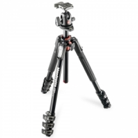 Штатив Manfrotto MK190XPRO4-BH 190 KIT ALU 4-S TRIPOD + BALL