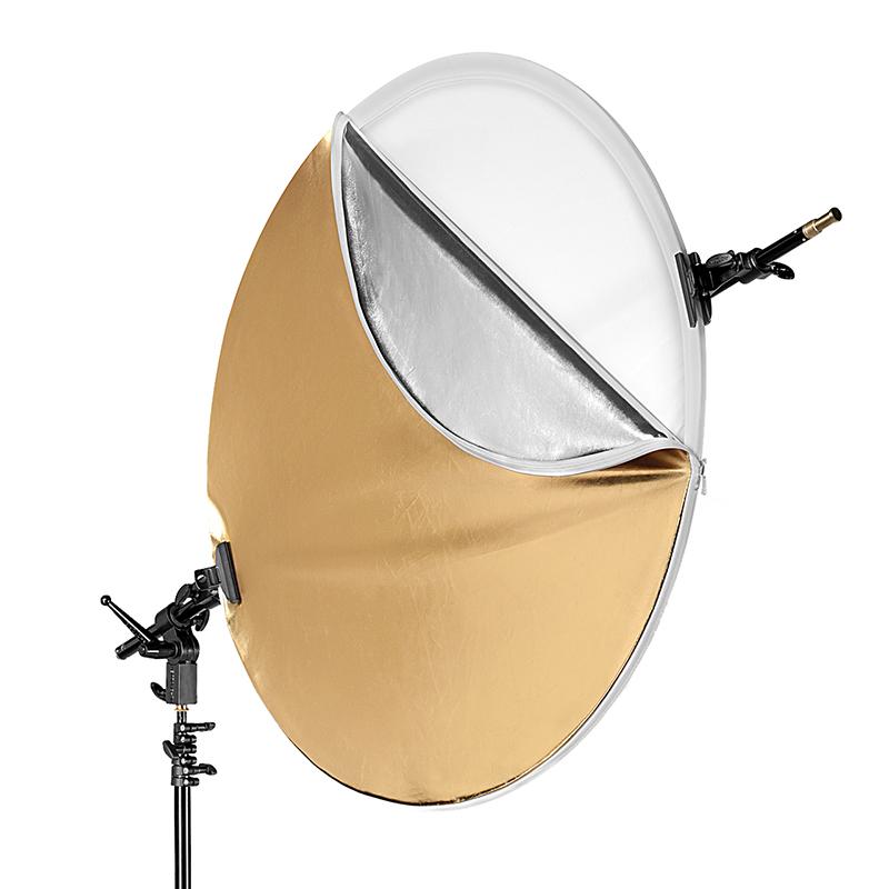 Отражатель на пружине Dedolight 5в1 DF5IN1-106 см (Большой) купить в Фото Про Центр