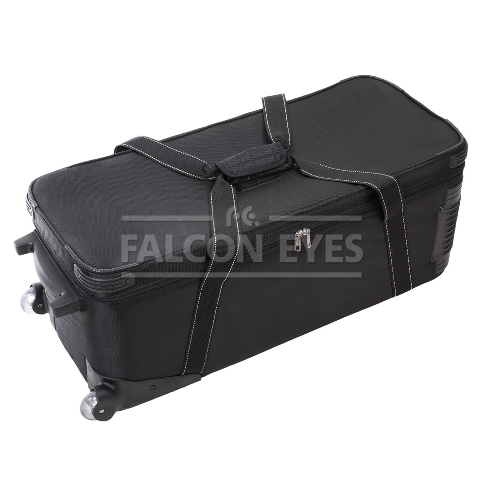 Falcon Eyes CC-16 на колесах