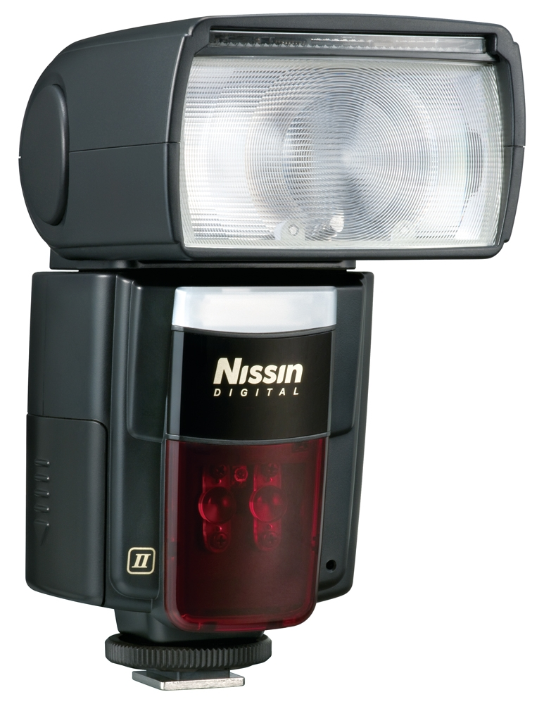 Вспышка Nissin Di866 Mark II Professional для фотокамер Canon E-TTL/ E-TTL II, (Di866C2)