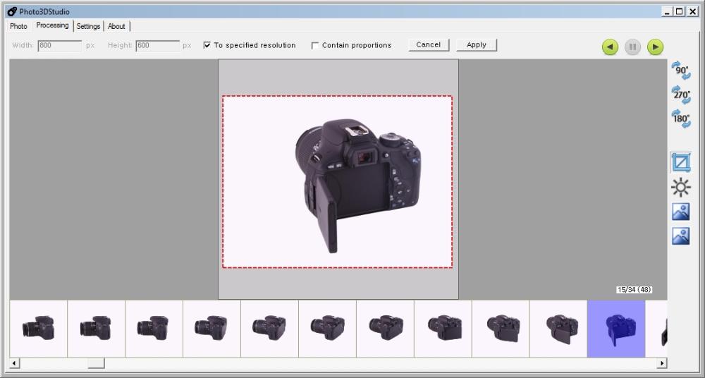 Photo3d studio торрент