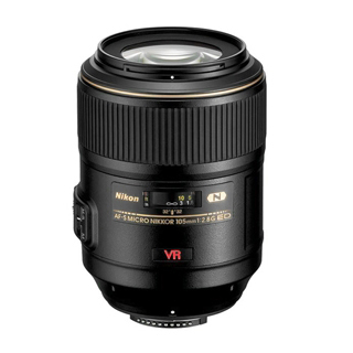 Nikon 105mm f/2.8G Micro IF ED AF-S VR