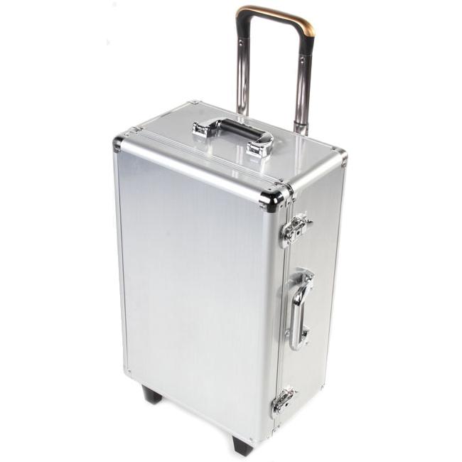 Алюминиевые чемоданы на колесах женские сумки рюкзаки фото