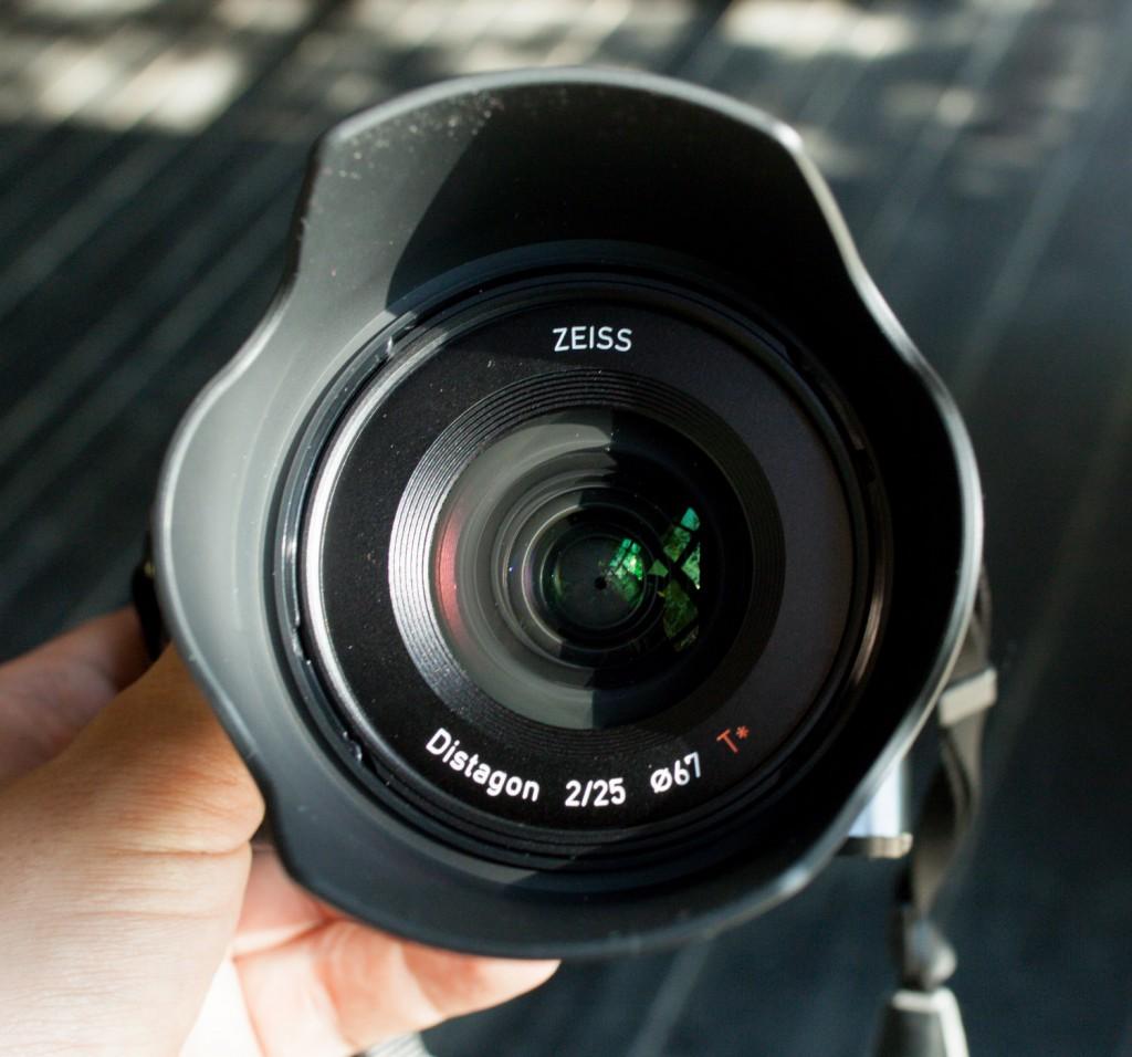 Новая оптика для sony с e баянетом